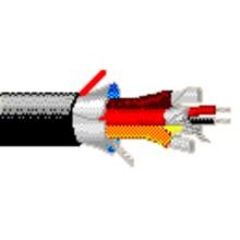 Audio Snake Cable, #24-6pr, TC, Indiv. Shielded, CM