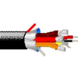 Audio Snake Cable, #24-8pr, TC, Indiv. Shielded, CM