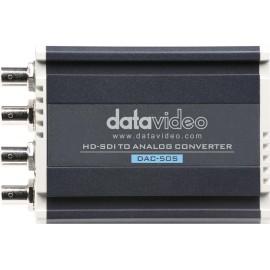 Convertidor Datavideo DAC-50S HD / SD-SDI a analógico