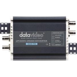 Convertidor Datavideo DAC-70 arriba / abajo / cruzado SD / HD / 3G-SDI