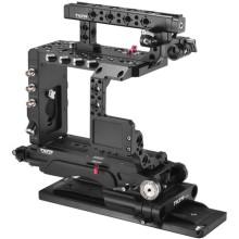 Plataforma para cámara Panasonic Varicam LT (Tilta), 19 mm, Negro ES-T65-A
