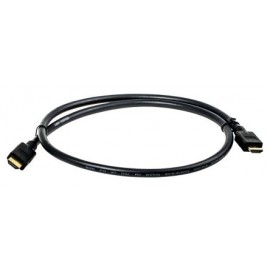 Cable HDMI Belden HDE002MB, 2m, HDMI macho a HDMI macho, Negro.
