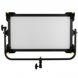 LYRA PANEL LED DE LUZ SUAVE ikan 1 X 2 BI-COLOR STUDIO CON CONTROL DMX