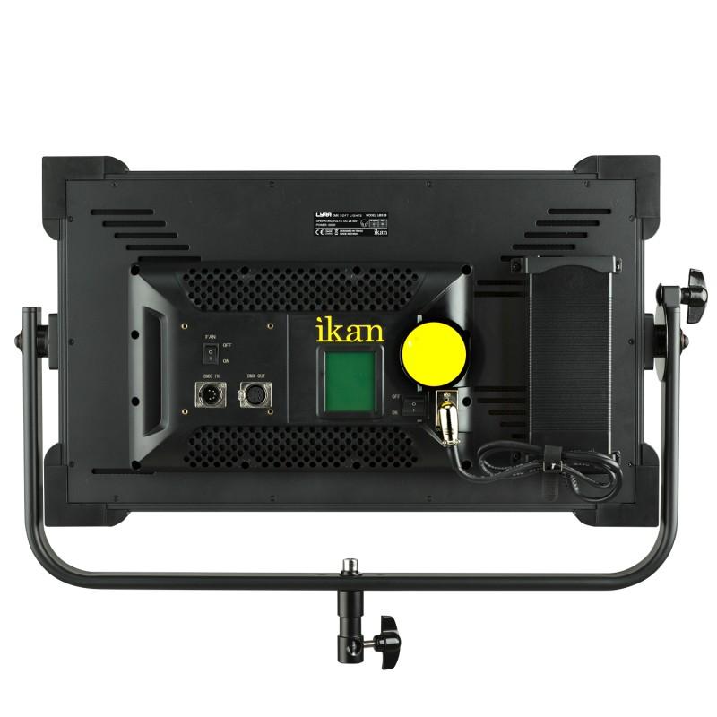 LYRA PANEL LED DE LUZ SUAVE ikan 1 X 2 BI-COLOR STUDIO CON CONTROL DMX