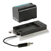 Adaptador de batería / soporte para la serie DAC