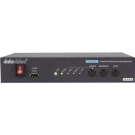 Servidor de transmisión de video Datavideo NVS-25 H.264