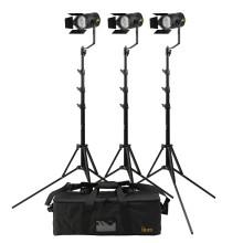 ikan SW50 Stryder - Kit de luces LED de 3 puntos